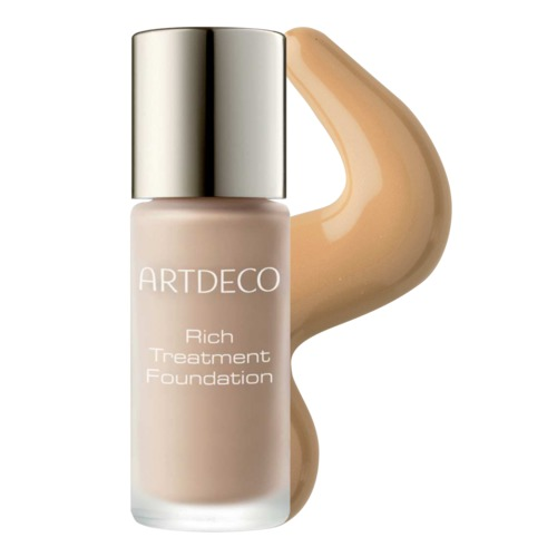 Make-up ARTDECO Rich Treatment Foundation Wasserabweisendes Creme-Make-up