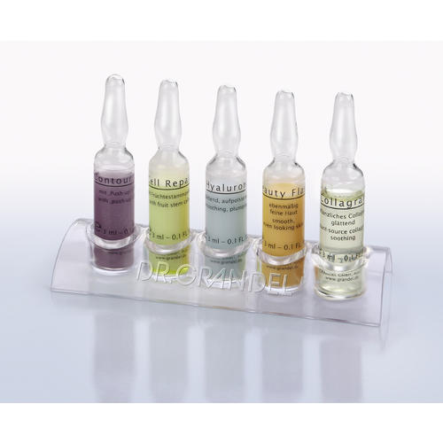 ACTIVE CONCENTRATE AMPOULES DR. GRANDEL Ampoules-Mini-Bar Practical ampoule holder