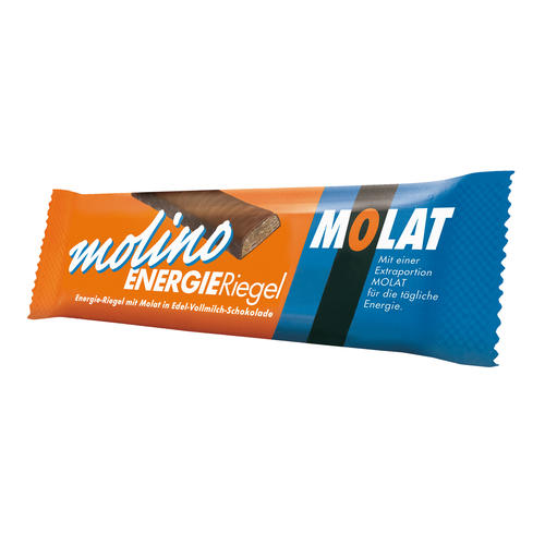 Improved Stamina & Strength Dr. Grandel Molino Energieriegel 1 pcs mit einer Extraportion Molat