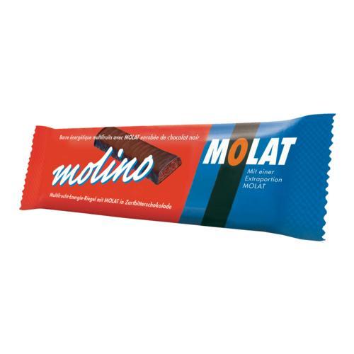 Aufbau & Kräftigung DR. GRANDEL molino Multifrucht-Energie-Riegel Mit Molat in Zartbitter-Schokolade
