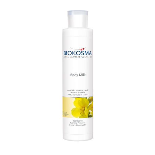 Douche & Body Biokosma Body Milk Nachtkerze Verwöhnende Pflege für den Körper.