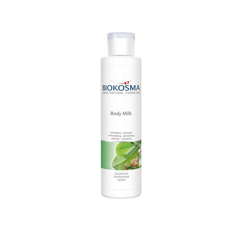 Douche & Body BIOKOSMA Body Milk Sandelholz stimulierend & erfrischend