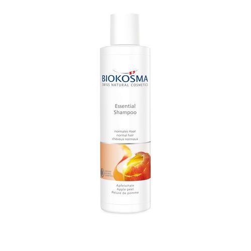 Haarpflege Biokosma Shampoo Essential Apfelschale normales Haar
