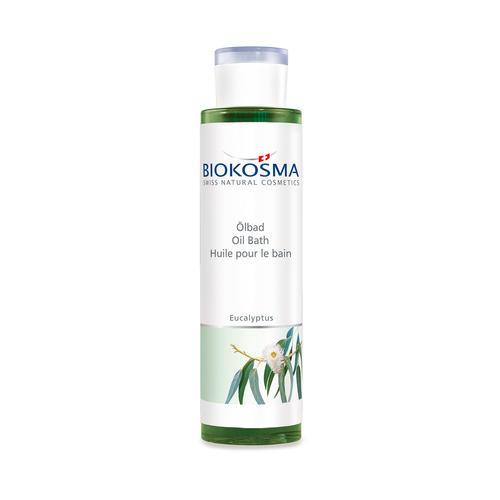 Wirkstoffbäder Biokosma Ölbad Eucalyptus vitalisierend & stimulierend