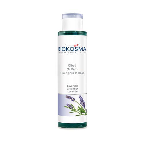 Wirkstoffbäder Biokosma Ölbad Lavendel beruhigt & entspannt