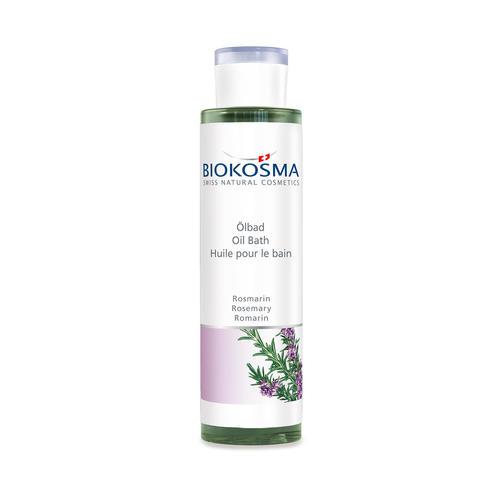 Wirkstoffbäder BIOKOSMA Ölbad Rosmarin vitalisiert & stimuliert anregendes Wirkstoffbad
