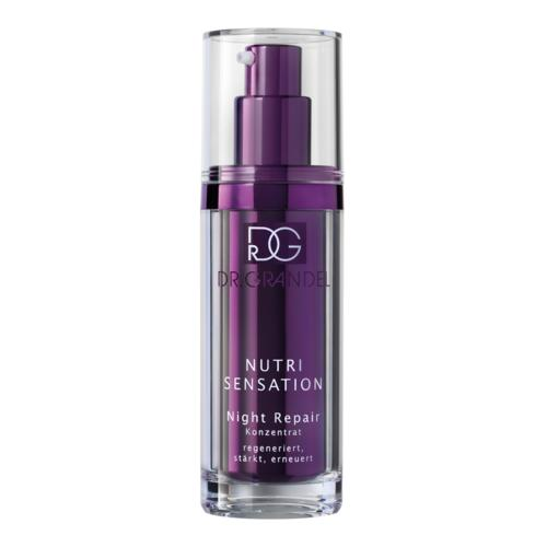 Nutri Sensation Dr. Grandel Night Repair 30 ml Concentrate – regenerates, strengthens, renews