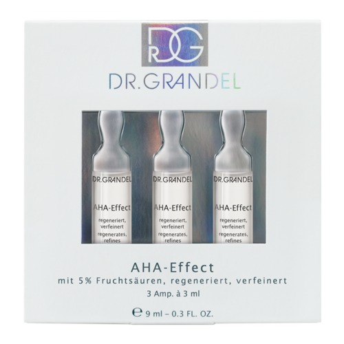 Professional Collection Dr. Grandel AHA-Effect for a pore-deep clean, refined complexion