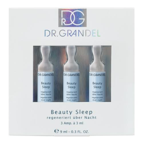 Ampoules Dr. Grandel Beauty Sleep 3 x 3 ml Regenerates over night