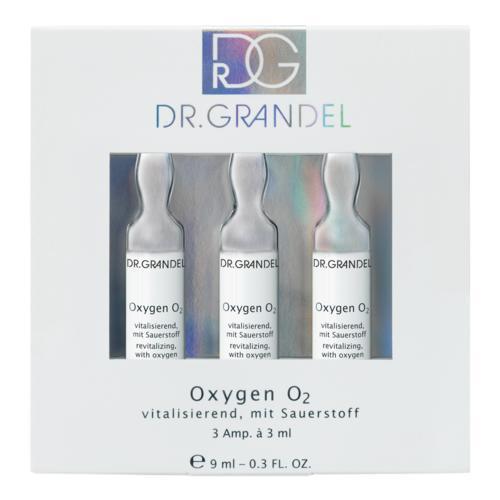 Werkstoffampullen DR. GRANDEL Oxygen O2 Ampul Vitaliserend werkstofconcentraat