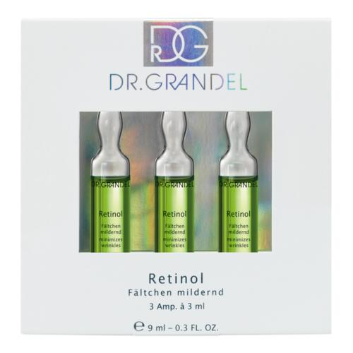 ACTIVE CONCENTRATE AMPOULES DR. GRANDEL Retinol Ampoule Smoothing, refining, regenerating ampoule