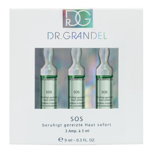 ACTIVE CONCENTRATE AMPOULES DR. GRANDEL SOS Ampoule Smoothing and anti-inflammatory