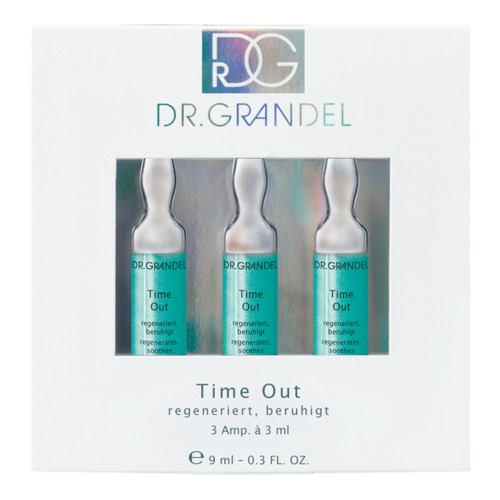 Active Concentrate Ampoules DR. GRANDEL Time Out Ampoule Soothes and regenerates