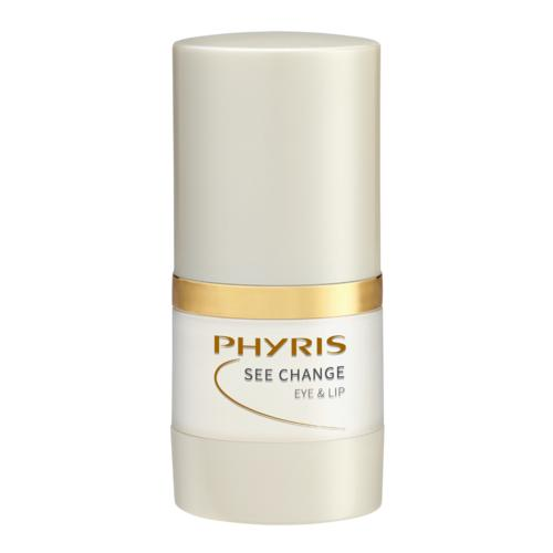 See Change PHYRIS See Change Eye & Lip Rejuvenated and smoothes