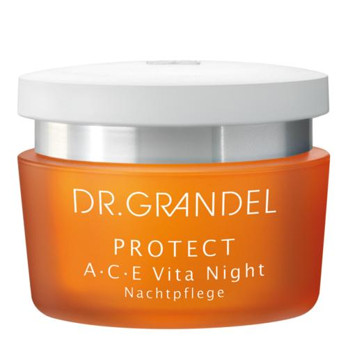 PROTECT DR. GRANDEL A C E Vita Night Rich night cream