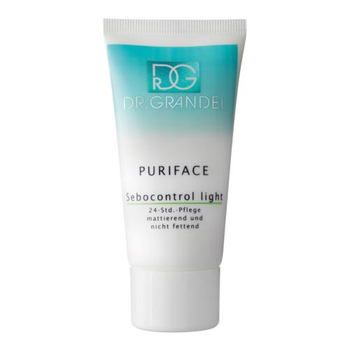 Puriface Dr. Grandel Sebocontrol light 50 ml Oil-free 24-hour care