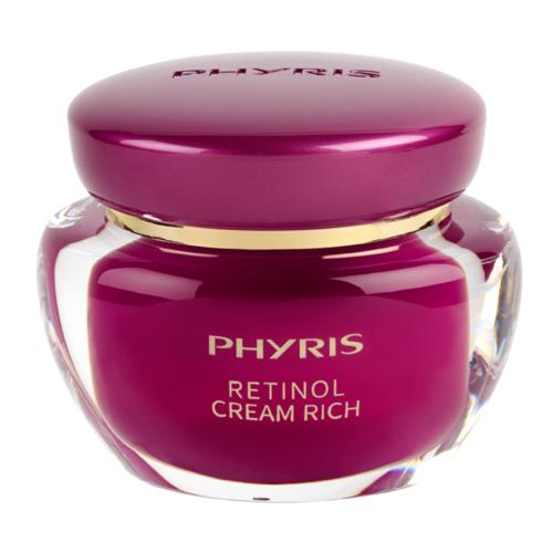 Phyris: Retinol Cream Rich 50 ml - For very dry, stressed skin