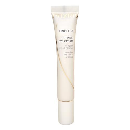 TRIPLE A PHYRIS Retinol Eye Cream Eye contour cream against shadows and swellings