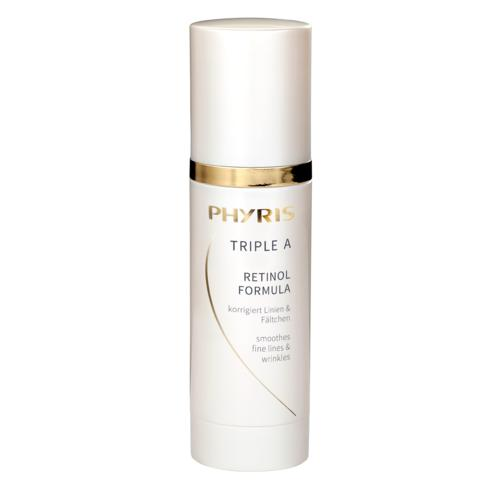 TRIPLE A PHYRIS Retinol Formula Intensive care with a visible anti-wrinkle effect