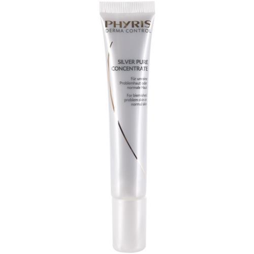 Derma Control PHYRIS Silver Pure Concentrate Werkstoffenconcentraat tegen ontstekingen