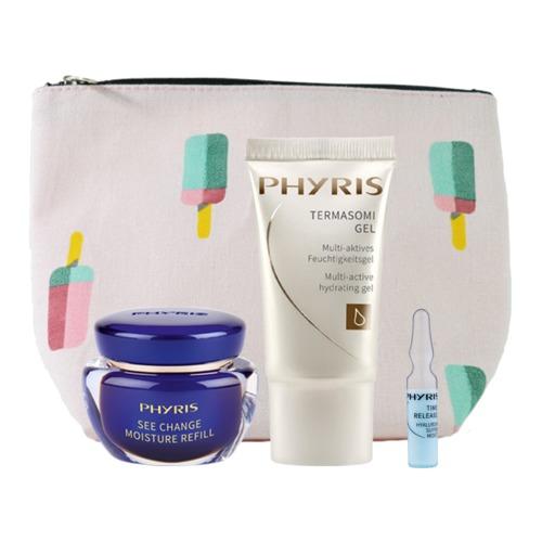 AKTIONEN PHYRIS Sommer-Beauty-Tasche Feuchtigkeit Feuchtigkeitspflege in der Kosmetiktasche