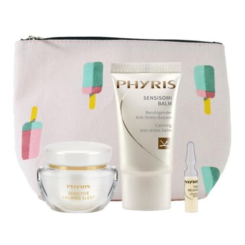AKTIONEN PHYRIS Sommer-Beauty-Tasche Sensitive Günstiges Täschchen mit Pflege für sensible Haut
