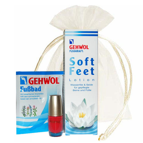 Aktionen Gehwol Summer Feet-Reiseset Reiseset für schön gepflegte Füße