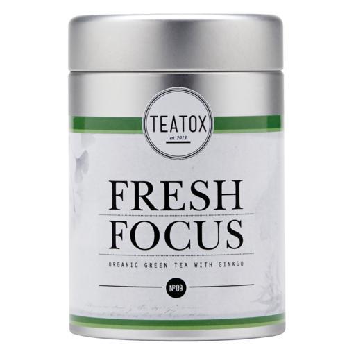 Tees Teatox Fresh Focus Fresh Focus Bio Grüner Tee mit Ginkgo