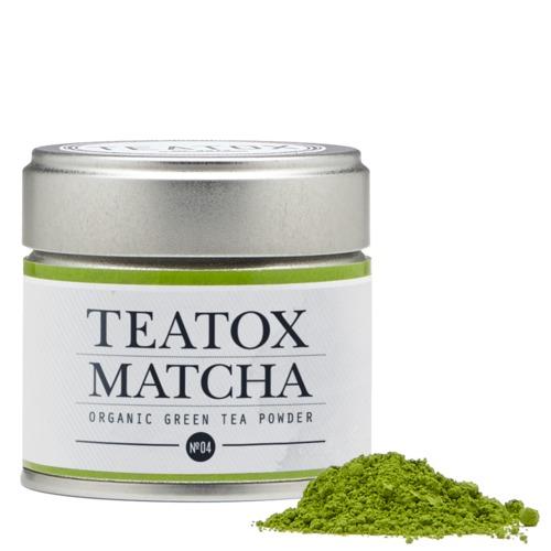Tees TEATOX Energy Matcha TEATOX Matcha Bio Grünteepulver