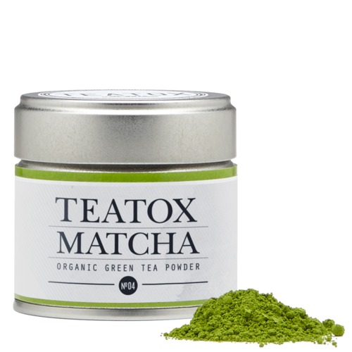 Tees TEATOX Matcha Tee TEATOX Matcha Bio Grünteepulver