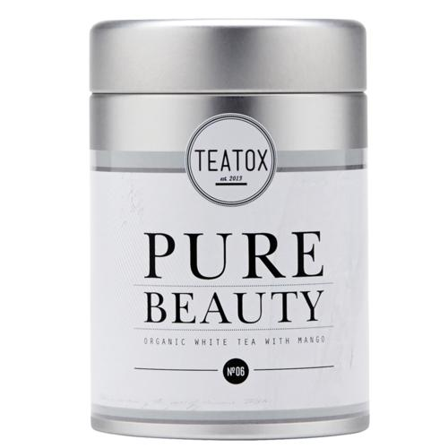 Tees TEATOX Pure Beauty Pure Beauty Bio Weißer Tee mit Mango