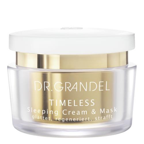 Timeless Dr. Grandel Sleeping Cream & Mask Nachtpflege und regenerierende Nachtmaske