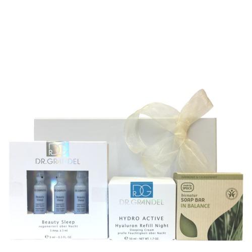 Weihnachten DR. GRANDEL Geschenkbox Schön im Schlaf Weihnachts-Geschenkbox für schönen Schlaf