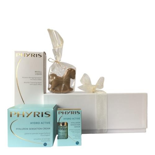 Weihnachten PHYRIS, SPEICK Geschenkbox Feuchtigkeit pur Weihnachts-Geschenkbox für schöne Haut
