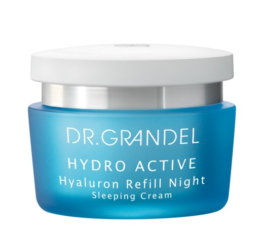 dr grandel hyaluron refill night guaranteed a firm. Black Bedroom Furniture Sets. Home Design Ideas