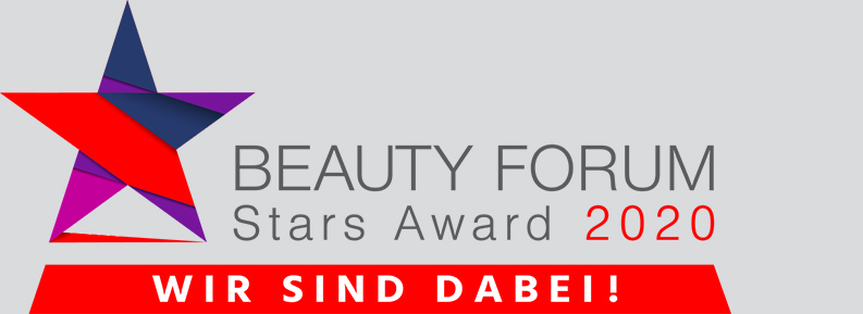 BEAUTY FORUM Stars Award 2020 - jetzt für DR. GRANDEL abstimmen