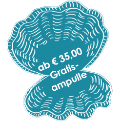 Gratisampulle ab EUR 35