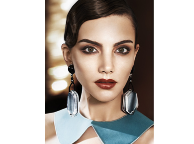ARABESQUE Trend-Make-up Frühling/Sommer 2016:<br> Abend Make-up
