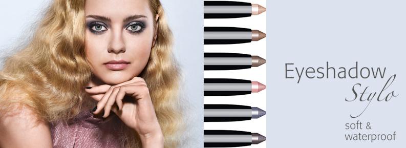 ARABESQUE Eyeshadow Stylo in sechs Farben