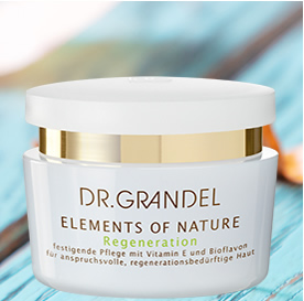 DR. GRANDEL Elements of Nature Regeneration Creme